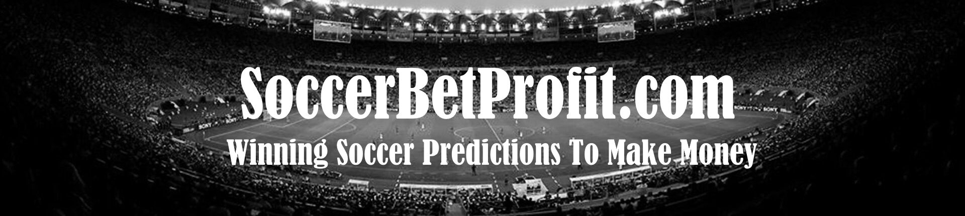 Soccer Bet Profit